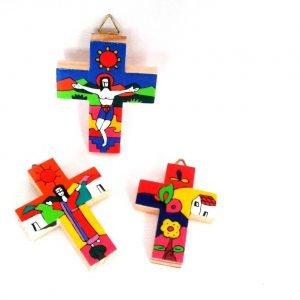 Croce legno piccola