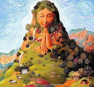 Buona festa della mamma e della Madre Terra
